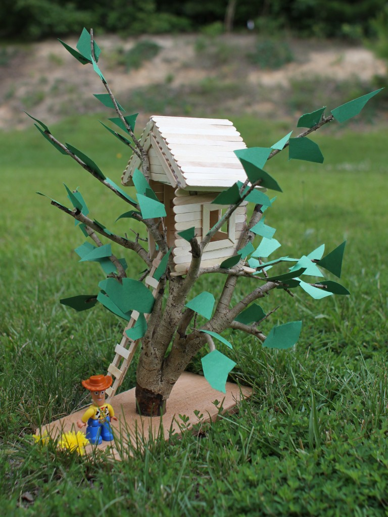 Tiny Treehouse